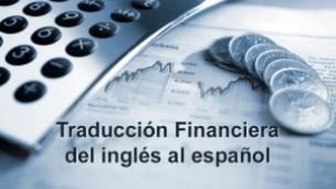 Traducción financiera