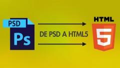 de PSD a HTML5
