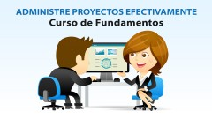 Administre proyectos
