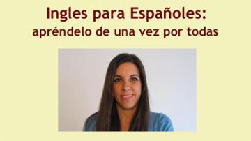 Inglés para españoles