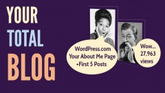 Your total blog