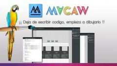 Deja de escribir código Macaw