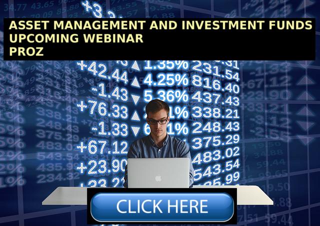 gestión de activos Prospectus fondos de inversión webinar proz traducción financiera