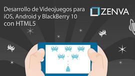Videojuegos para iOS, Android y BlackBerry 10 con HTML5
