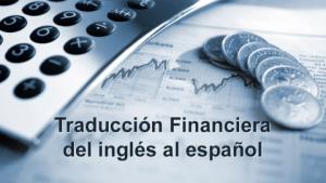 Inglés Financiero Financial English
