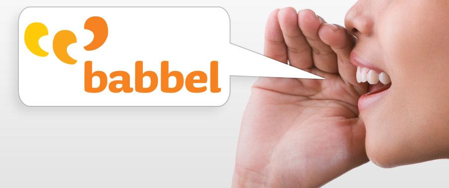 Cursos de idiomas Babbel
