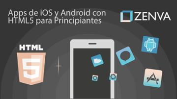 Apps de iOS, Android y BlackBerry 10 con HTML5