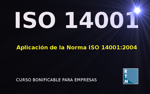 Aplicación de la Norma ISO 14001:2004