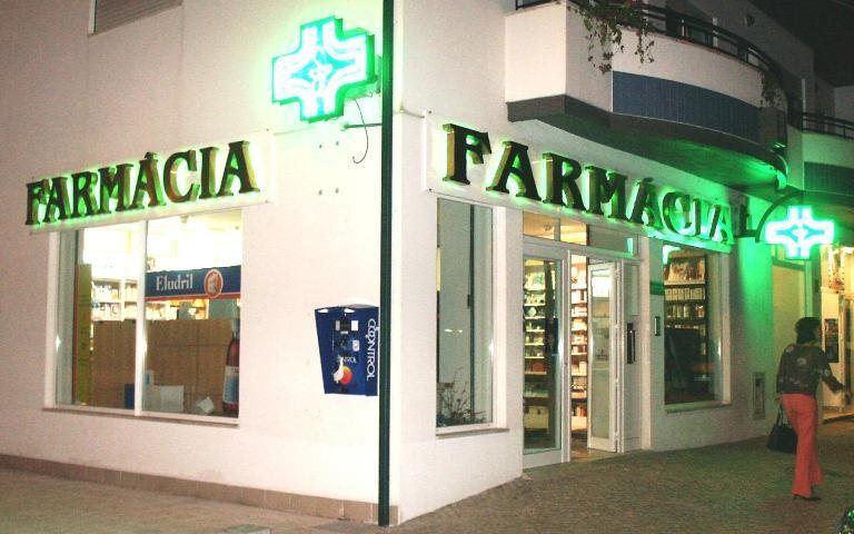 Farmacia y Parafarmacia