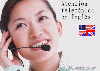 curso presencial de atención telefónica en inglés bonificable para trabajadores en activo