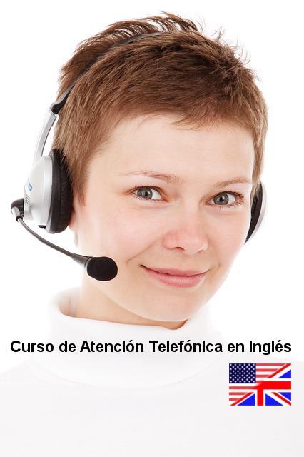 formación corporativa curso de atención telefónica en inglés bonificable para trabajadores en activo atención de videoconferencias en inglés skype curso presencial